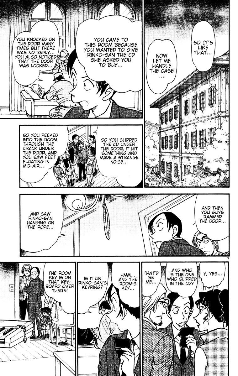 Detective Conan Chapter 531  Online Free Manga Read Image 7