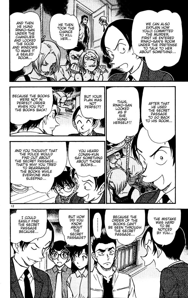 Detective Conan Chapter 532  Online Free Manga Read Image 12