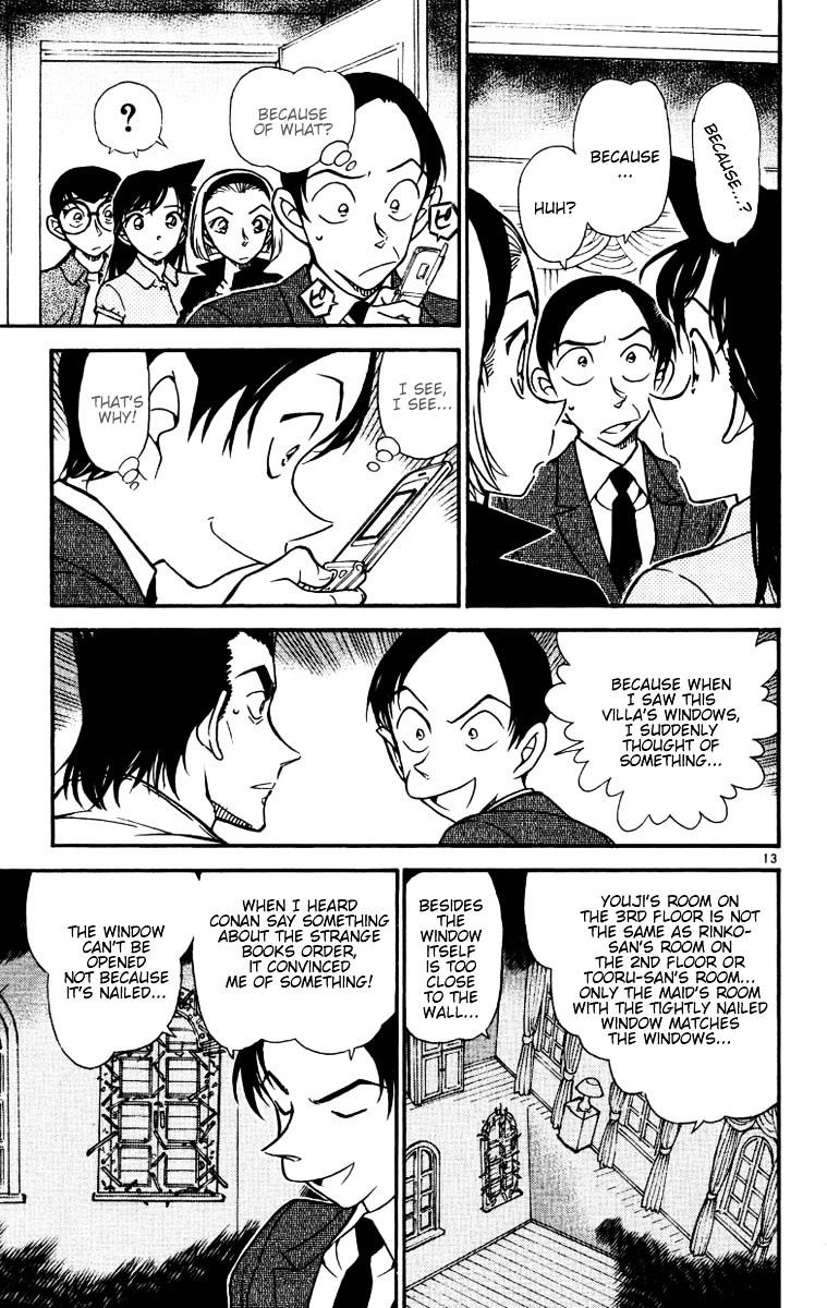 Detective Conan Chapter 532  Online Free Manga Read Image 13