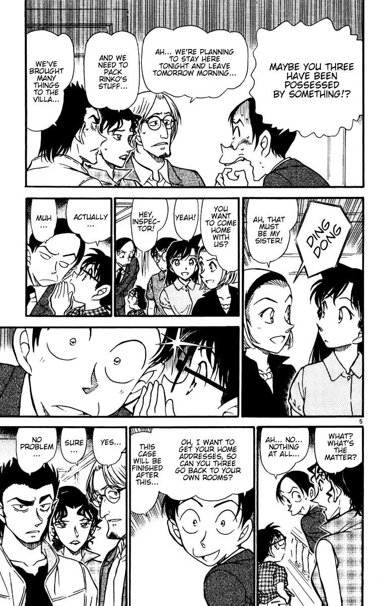 Detective Conan Chapter 532  Online Free Manga Read Image 5
