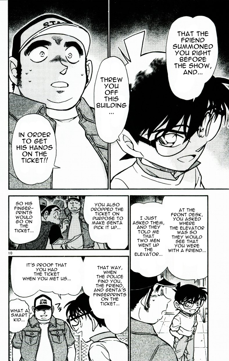 Detective Conan Chapter 534  Online Free Manga Read Image 10