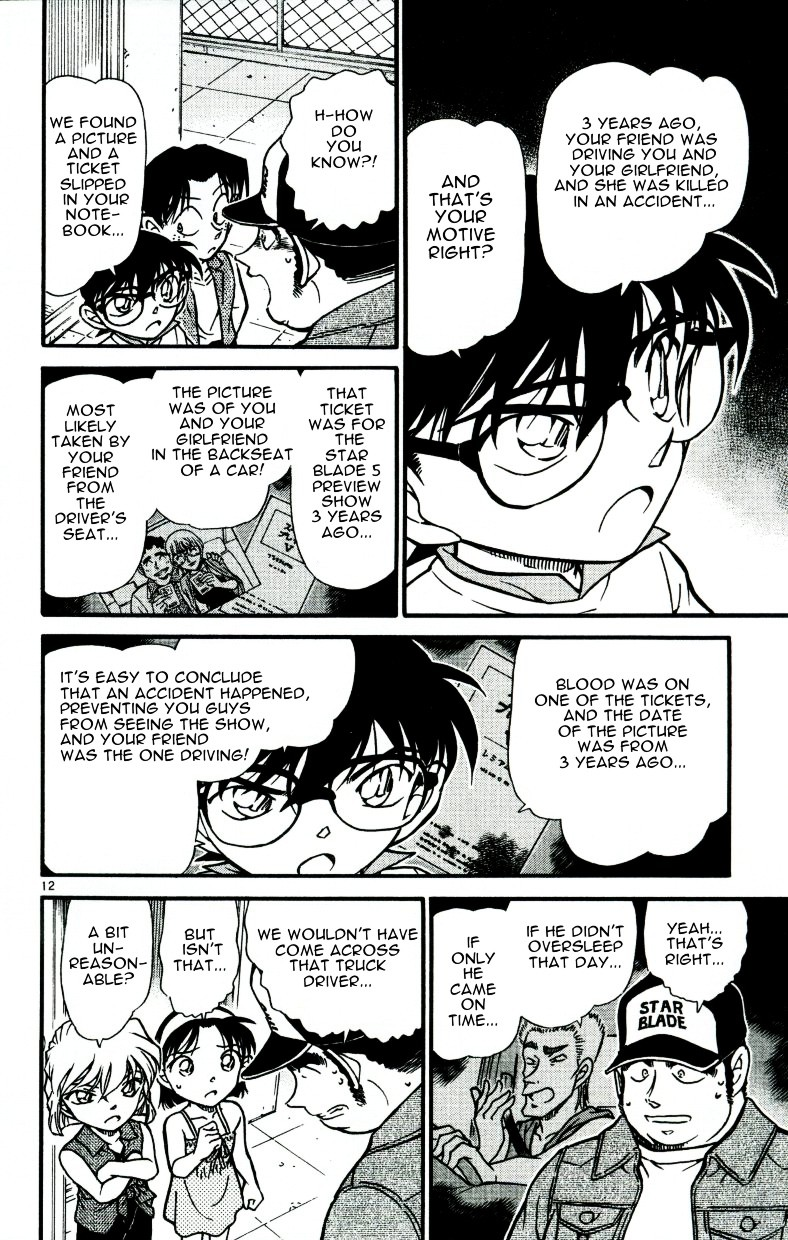 Detective Conan Chapter 534  Online Free Manga Read Image 12