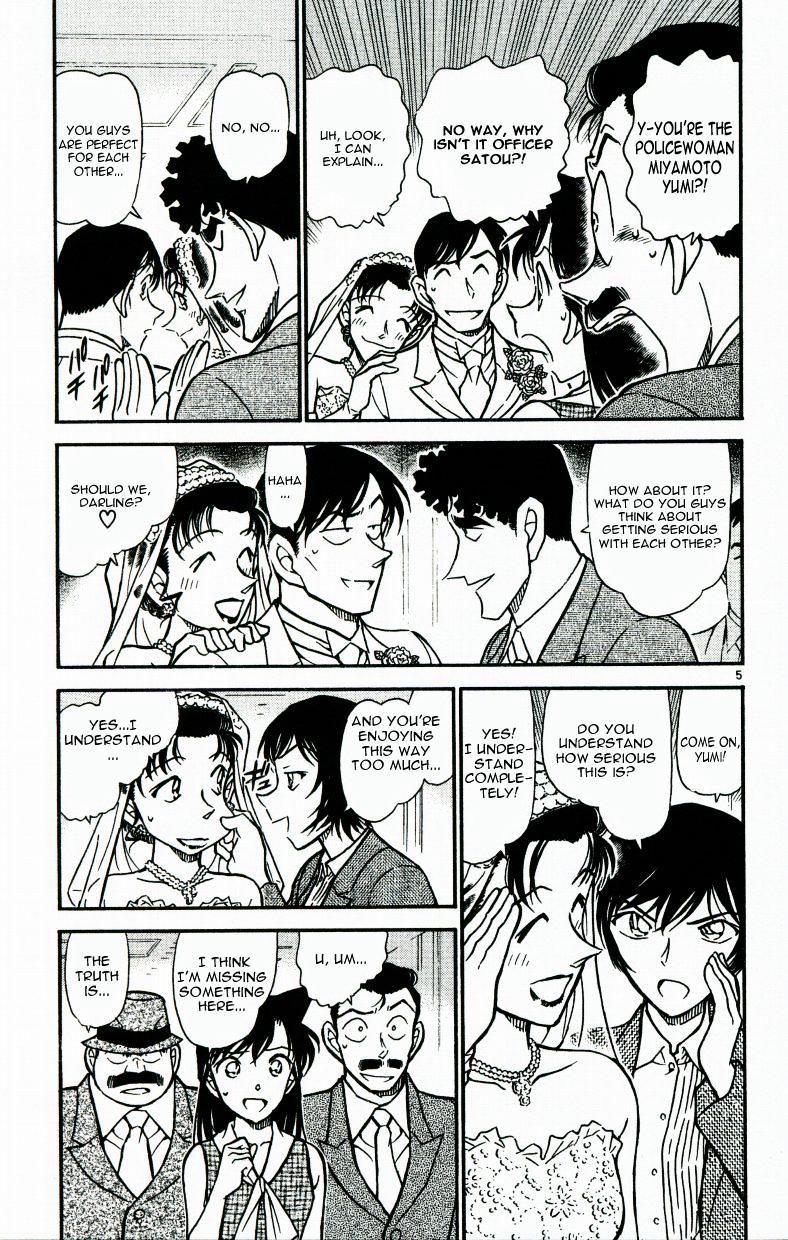 Detective Conan Chapter 535  Online Free Manga Read Image 5
