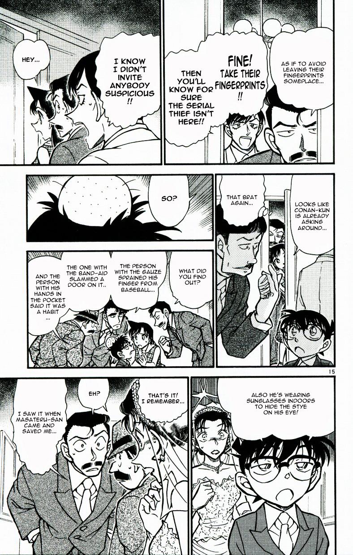 Detective Conan Chapter 536  Online Free Manga Read Image 15