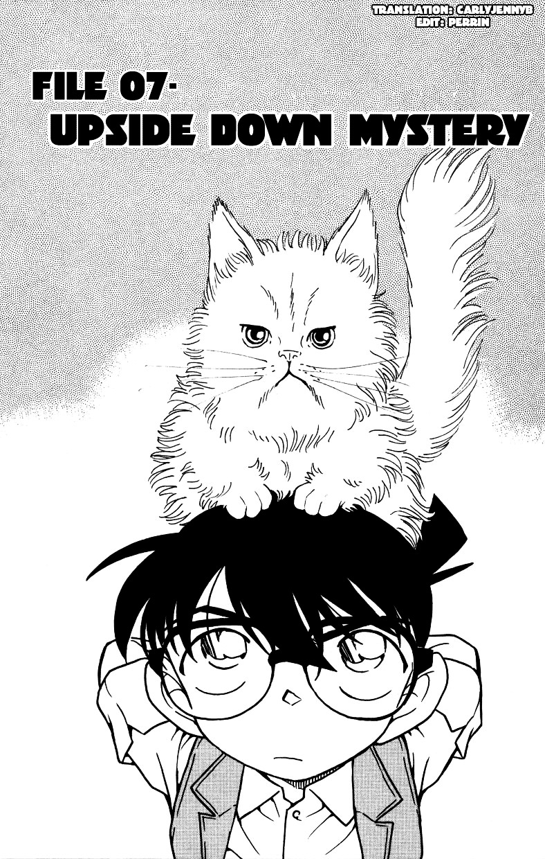 Detective Conan Chapter 539  Online Free Manga Read Image 1