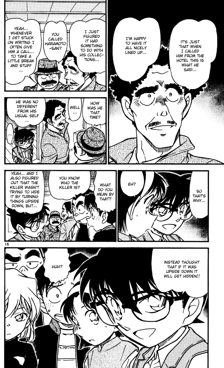 Detective Conan Chapter 539  Online Free Manga Read Image 16