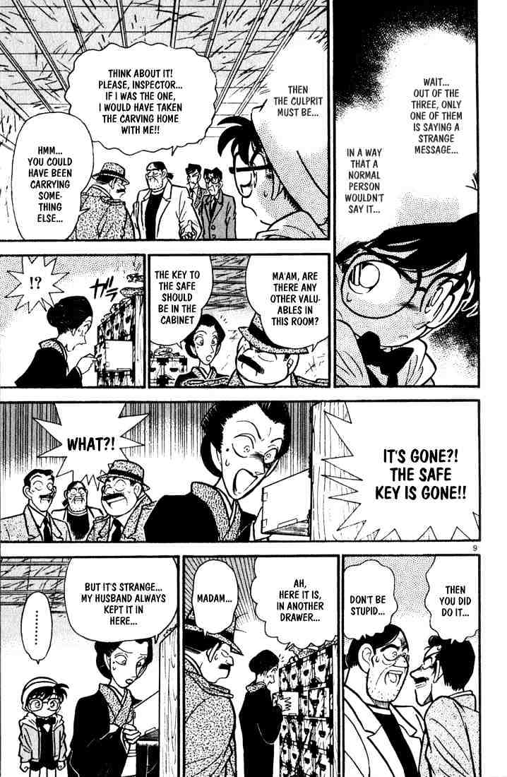 Detective Conan Chapter 54  Online Free Manga Read Image 9