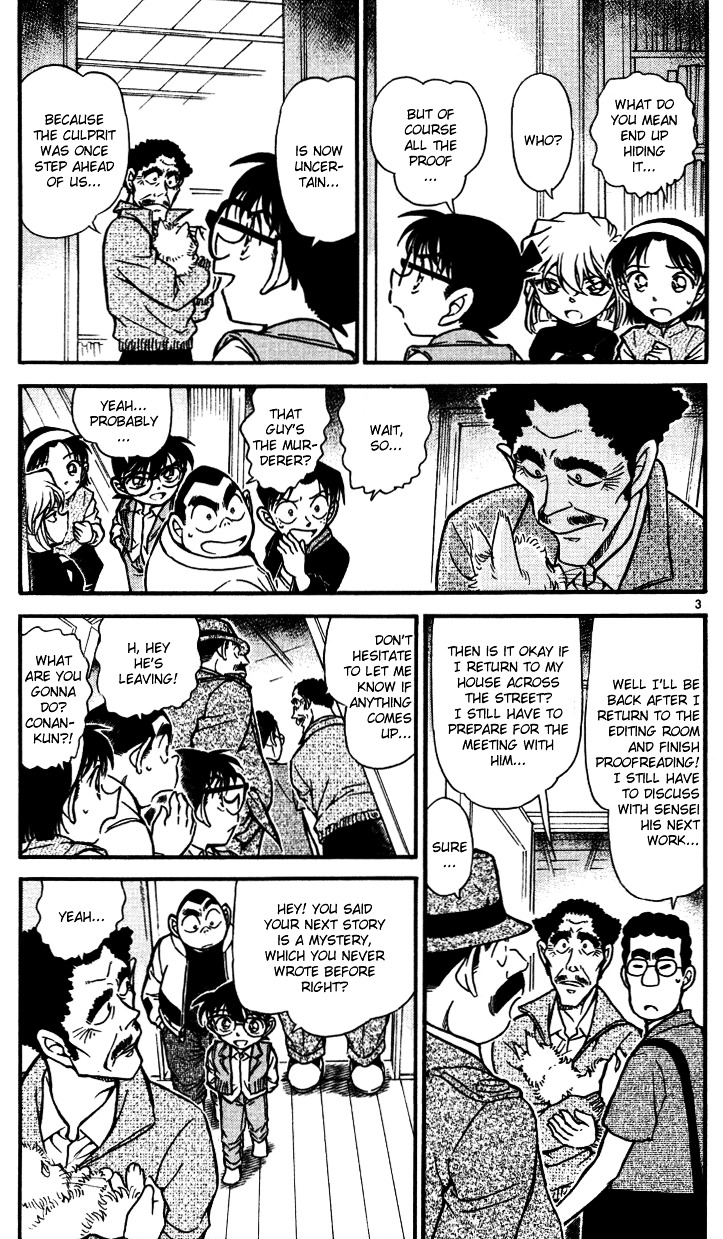 Detective Conan Chapter 540  Online Free Manga Read Image 3
