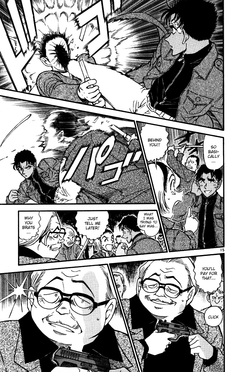 Detective Conan Chapter 543  Online Free Manga Read Image 15