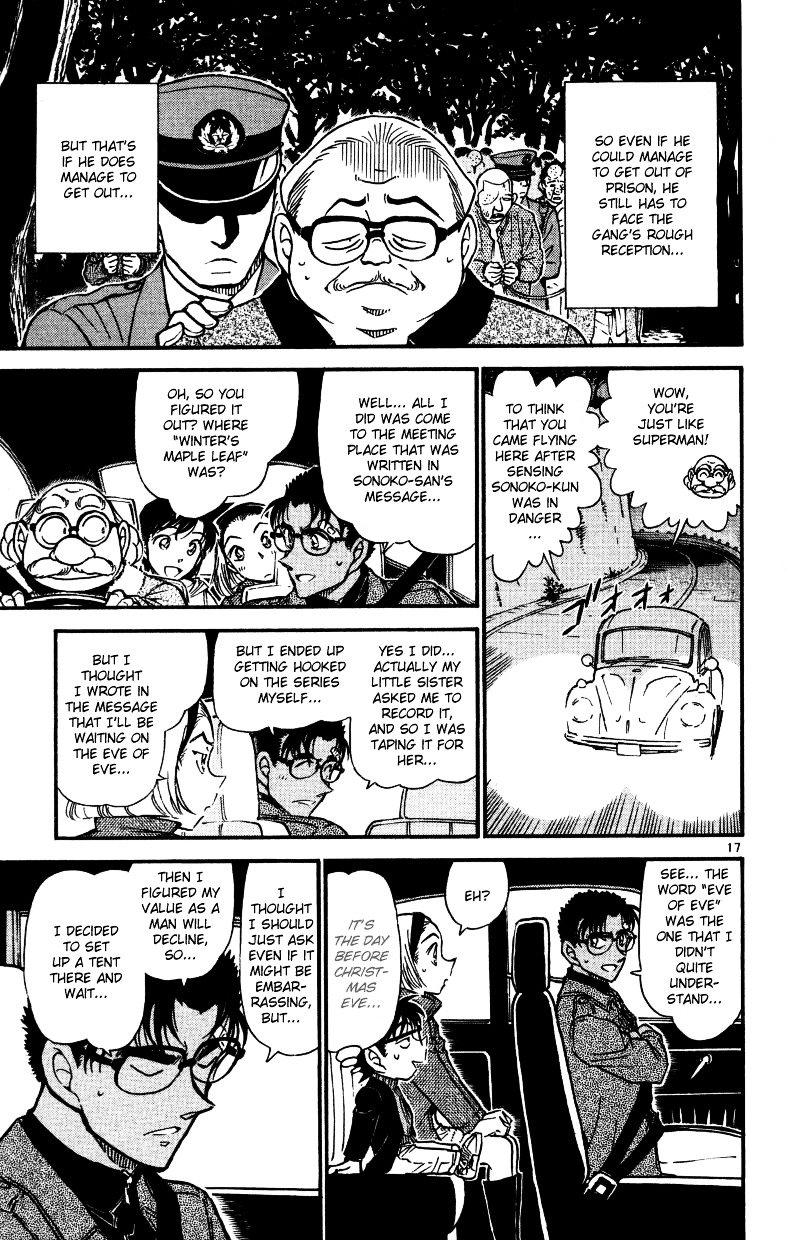Detective Conan Chapter 543  Online Free Manga Read Image 17