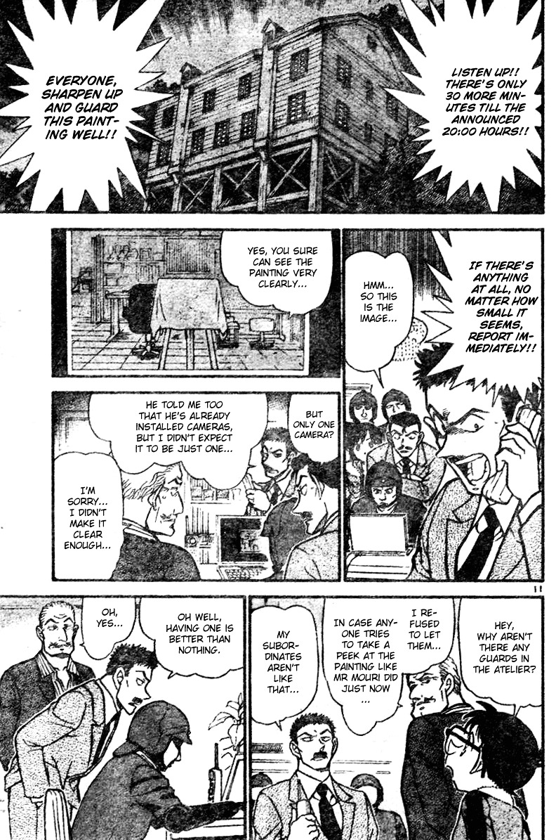 Detective Conan Chapter 544  Online Free Manga Read Image 11