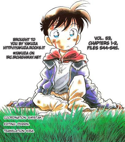 Detective Conan Chapter 544  Online Free Manga Read Image 17