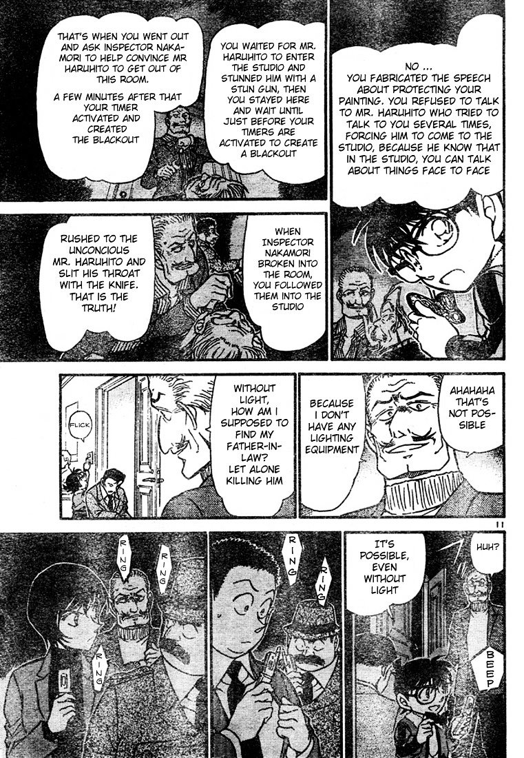 Detective Conan Chapter 547  Online Free Manga Read Image 11