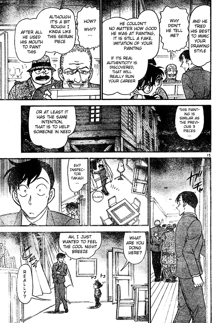 Detective Conan Chapter 547  Online Free Manga Read Image 15