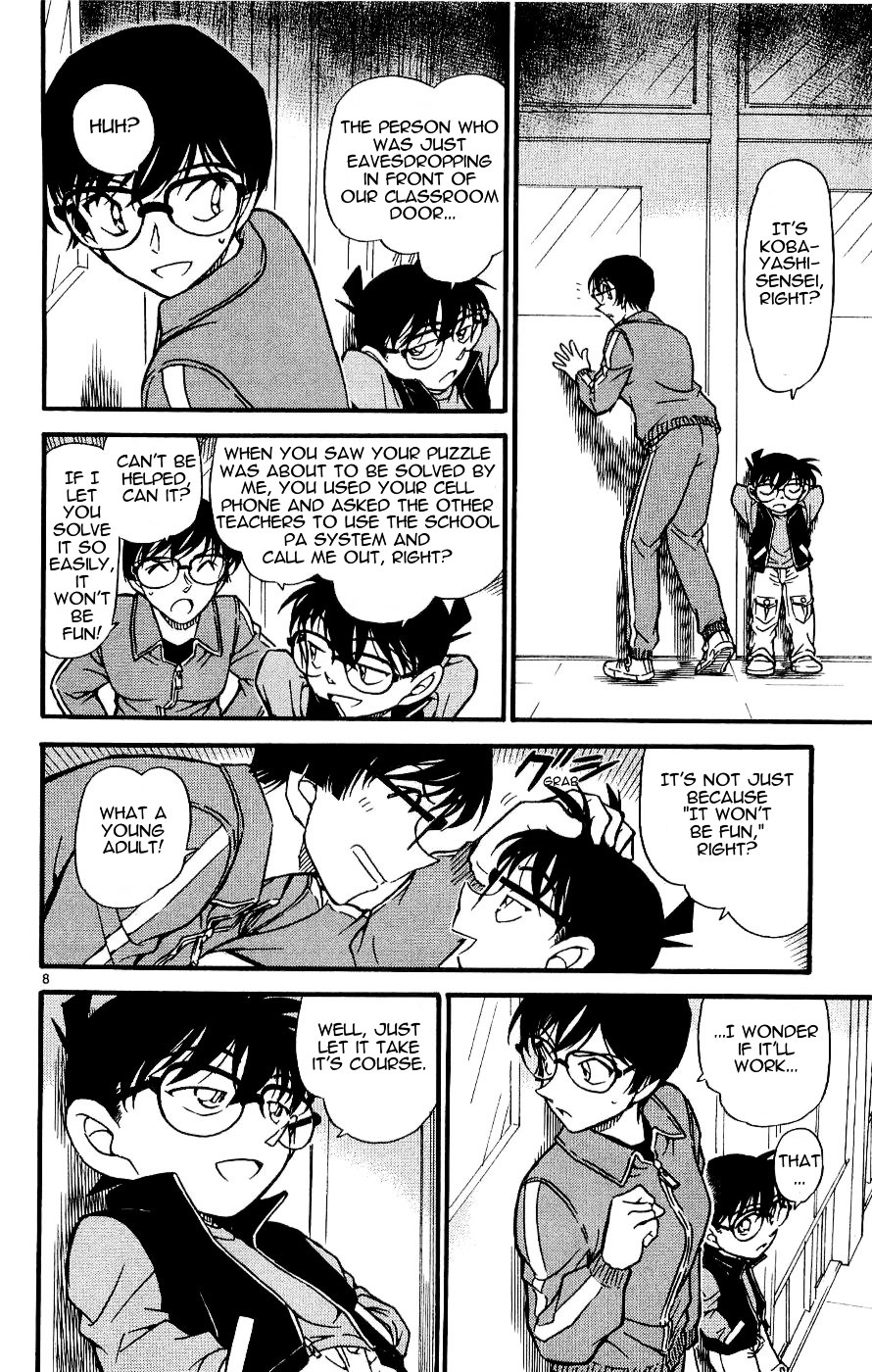 Detective Conan Chapter 549  Online Free Manga Read Image 8