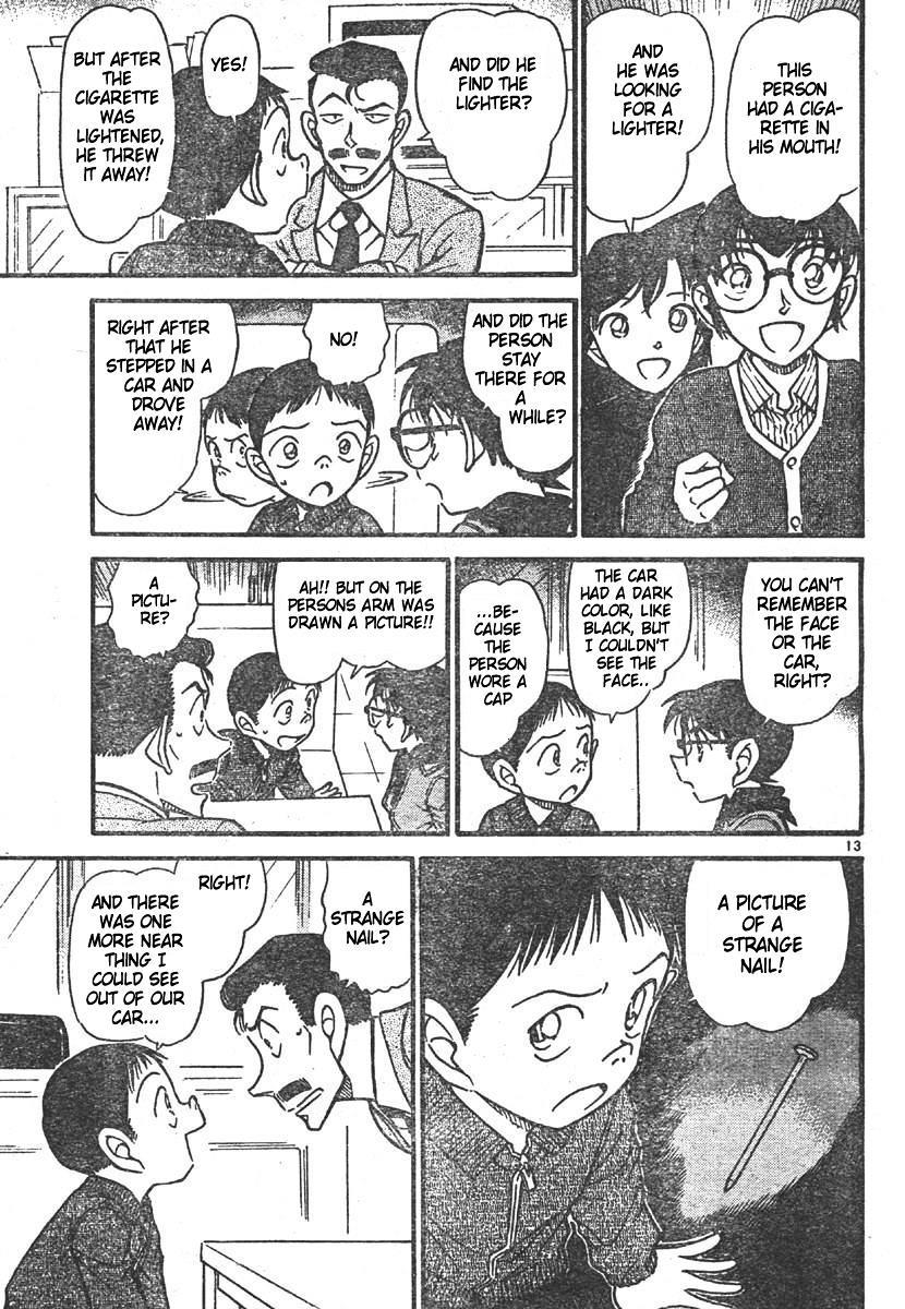 Detective Conan Chapter 550  Online Free Manga Read Image 13