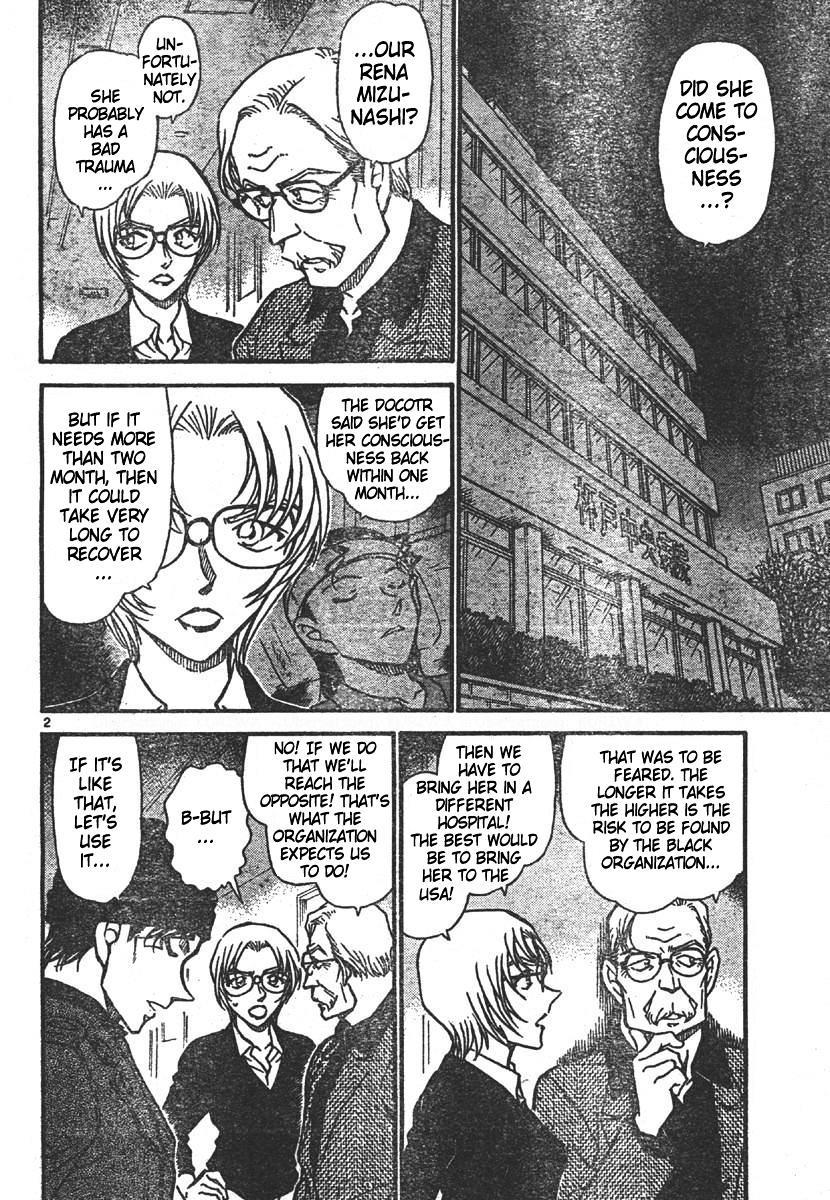 Detective Conan Chapter 550  Online Free Manga Read Image 2