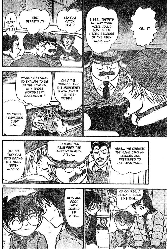 Detective Conan Chapter 552  Online Free Manga Read Image 14