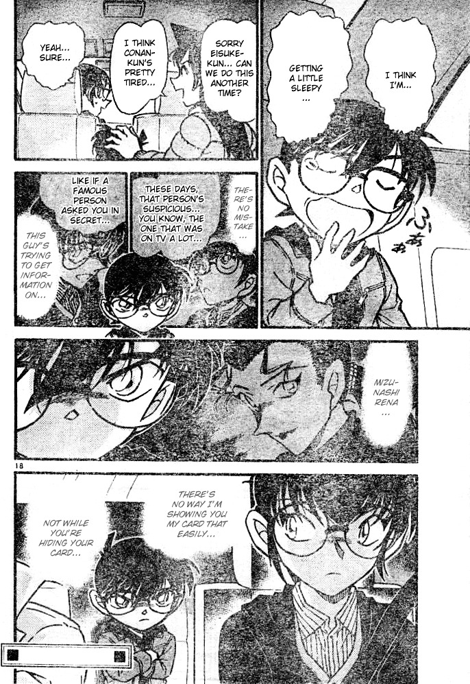 Detective Conan Chapter 552  Online Free Manga Read Image 18