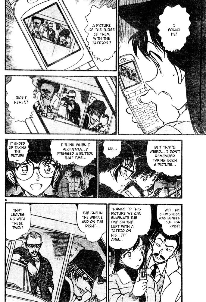 Detective Conan Chapter 552  Online Free Manga Read Image 6