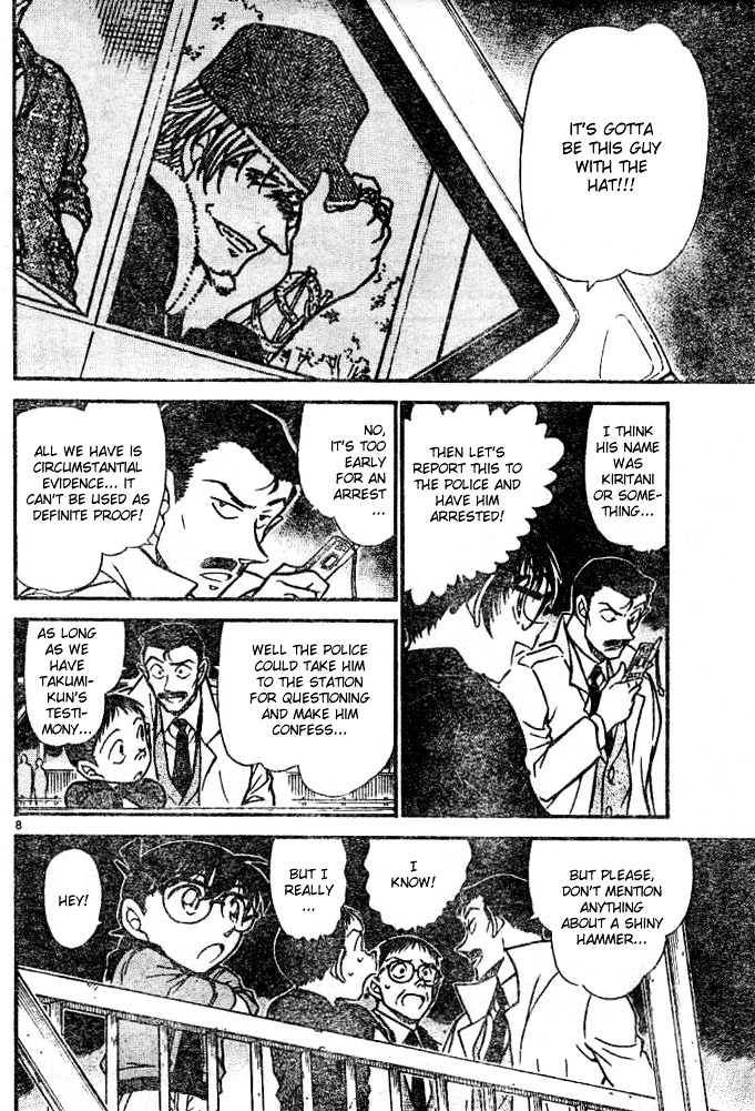 Detective Conan Chapter 552  Online Free Manga Read Image 8