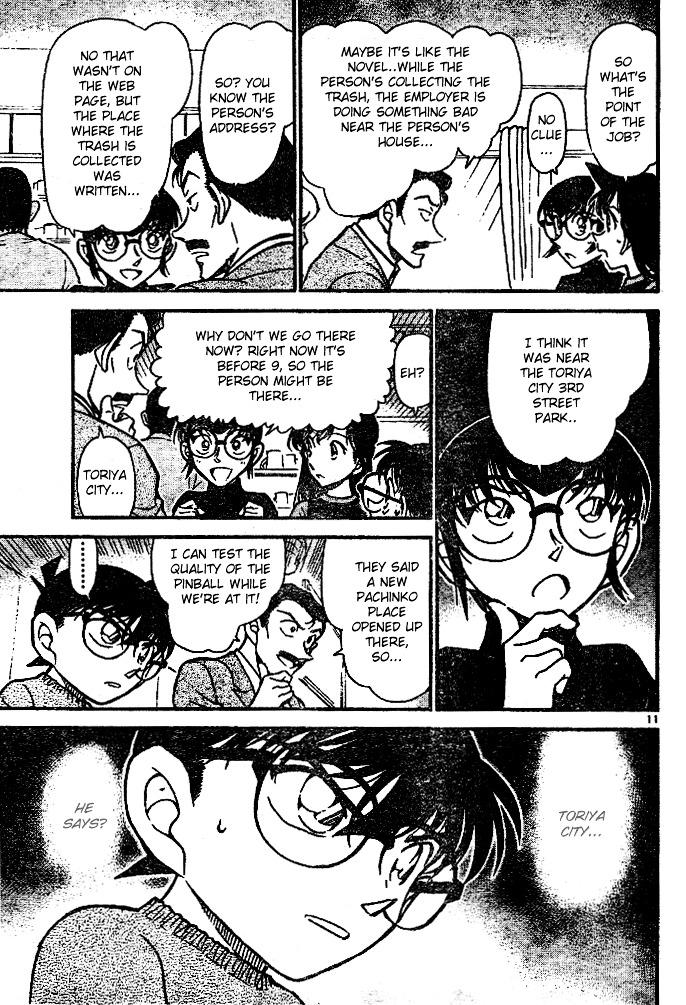 Detective Conan Chapter 553  Online Free Manga Read Image 11