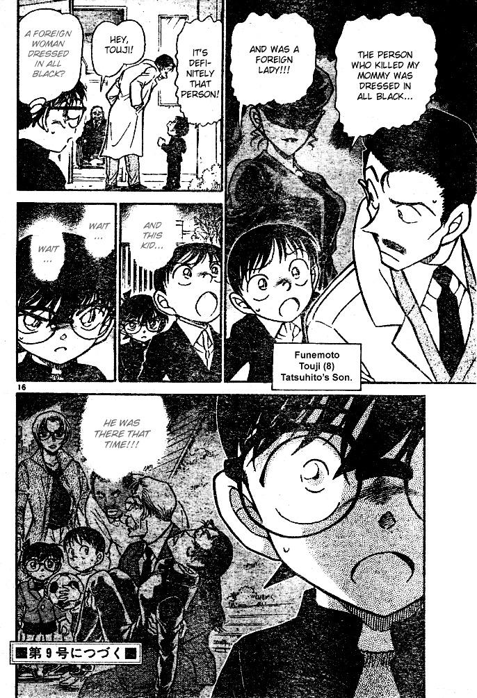 Detective Conan Chapter 553  Online Free Manga Read Image 16