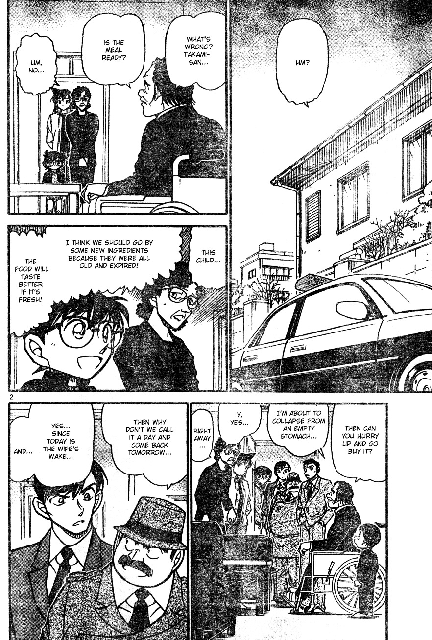 Detective Conan Chapter 555  Online Free Manga Read Image 2