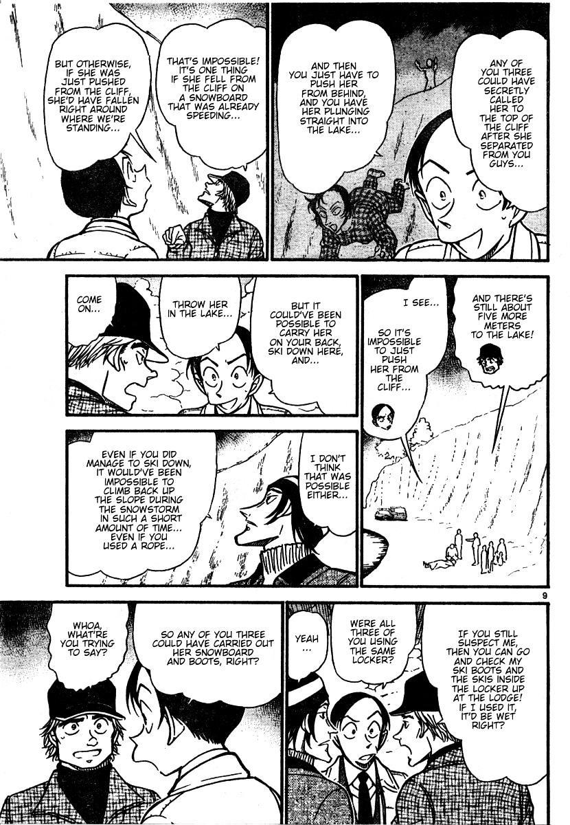 Detective Conan Chapter 557  Online Free Manga Read Image 9