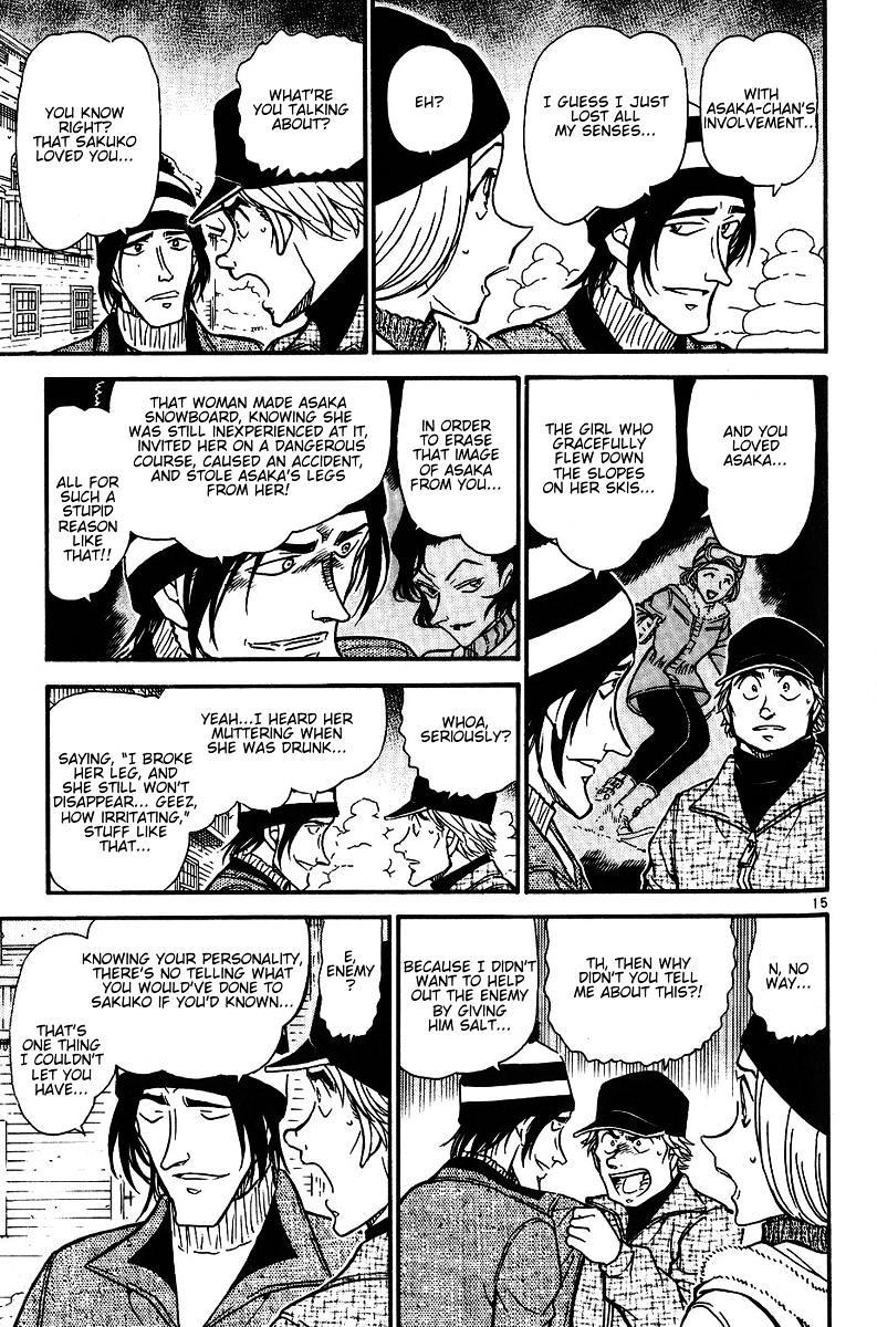Detective Conan Chapter 558  Online Free Manga Read Image 15