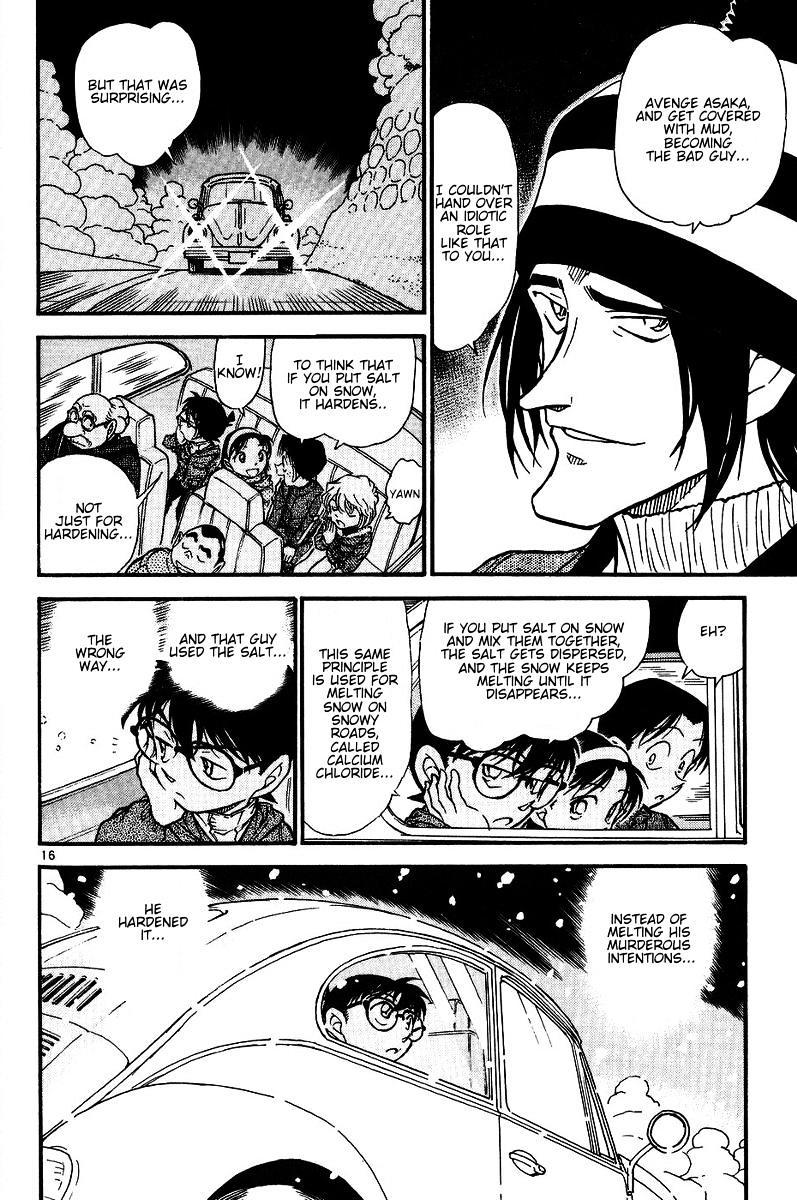 Detective Conan Chapter 558  Online Free Manga Read Image 16