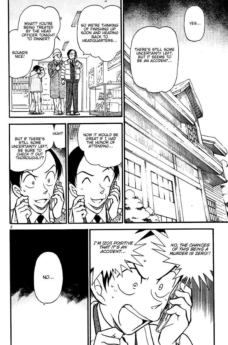 Detective Conan Chapter 558  Online Free Manga Read Image 2