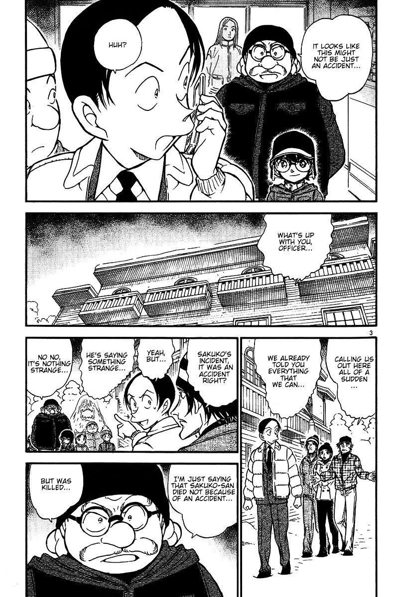 Detective Conan Chapter 558  Online Free Manga Read Image 3