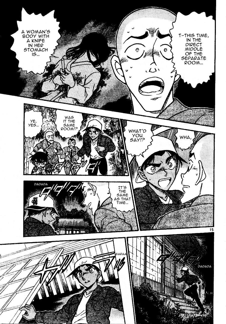 Detective Conan Chapter 559  Online Free Manga Read Image 15