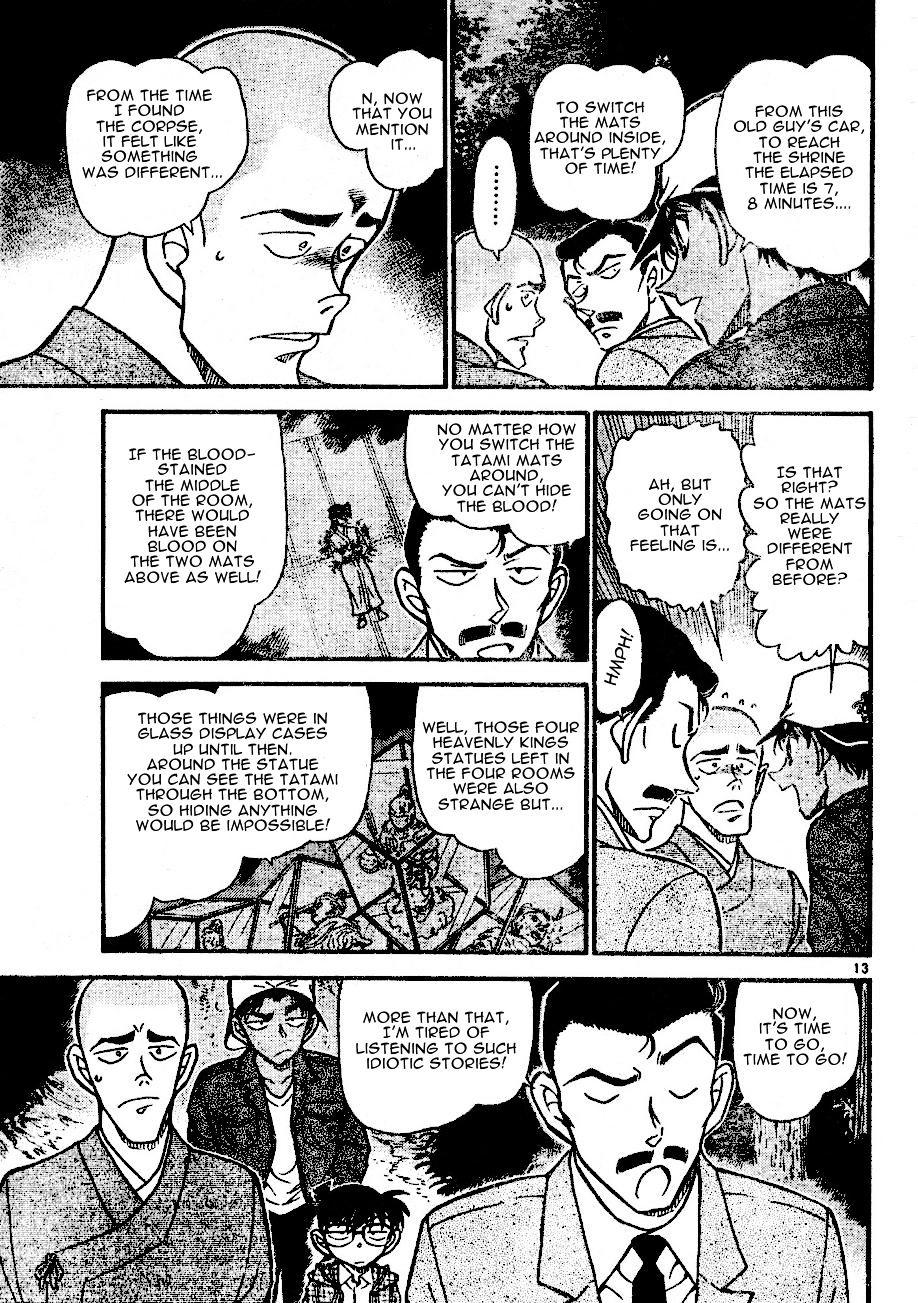 Detective Conan Chapter 560  Online Free Manga Read Image 13