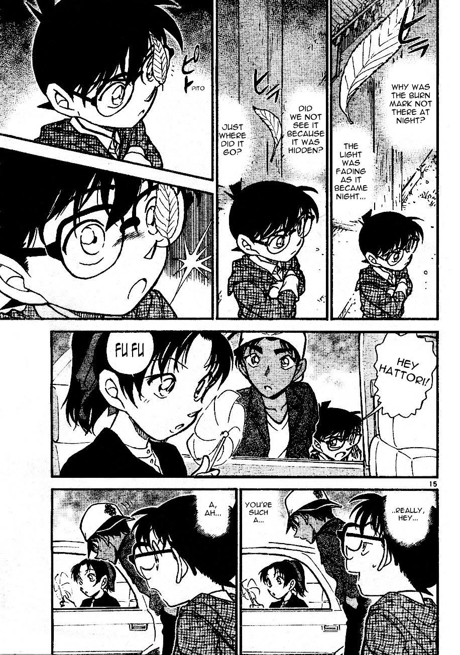 Detective Conan Chapter 560  Online Free Manga Read Image 15