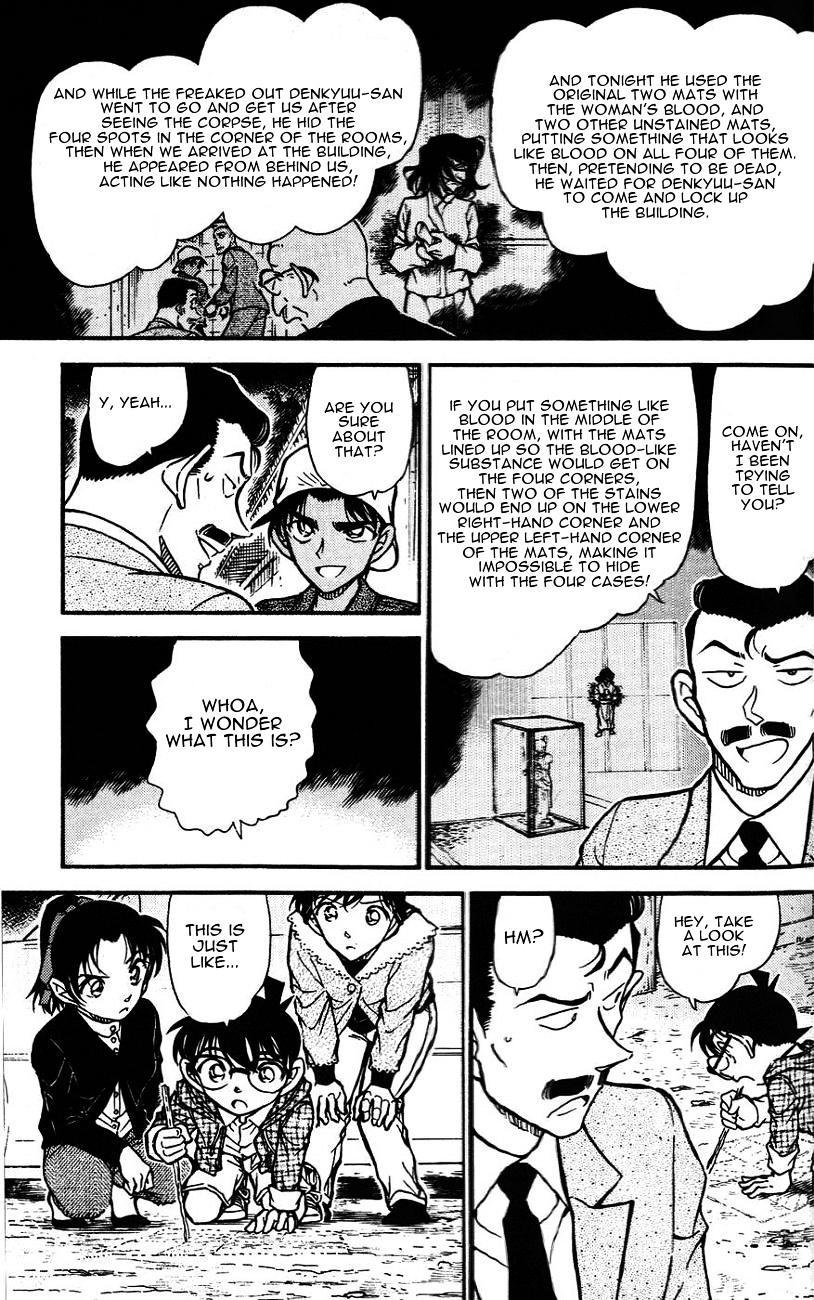 Detective Conan Chapter 561  Online Free Manga Read Image 13