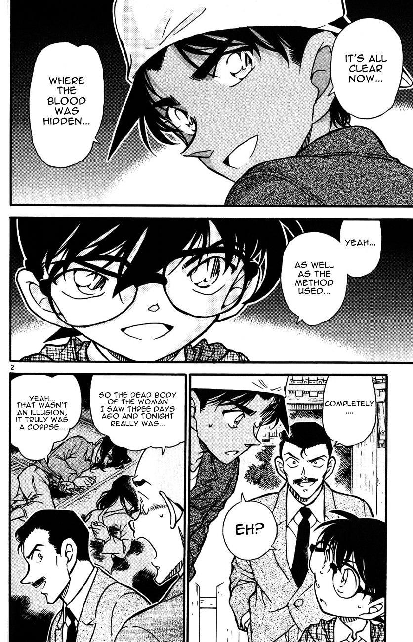 Detective Conan Chapter 561  Online Free Manga Read Image 2