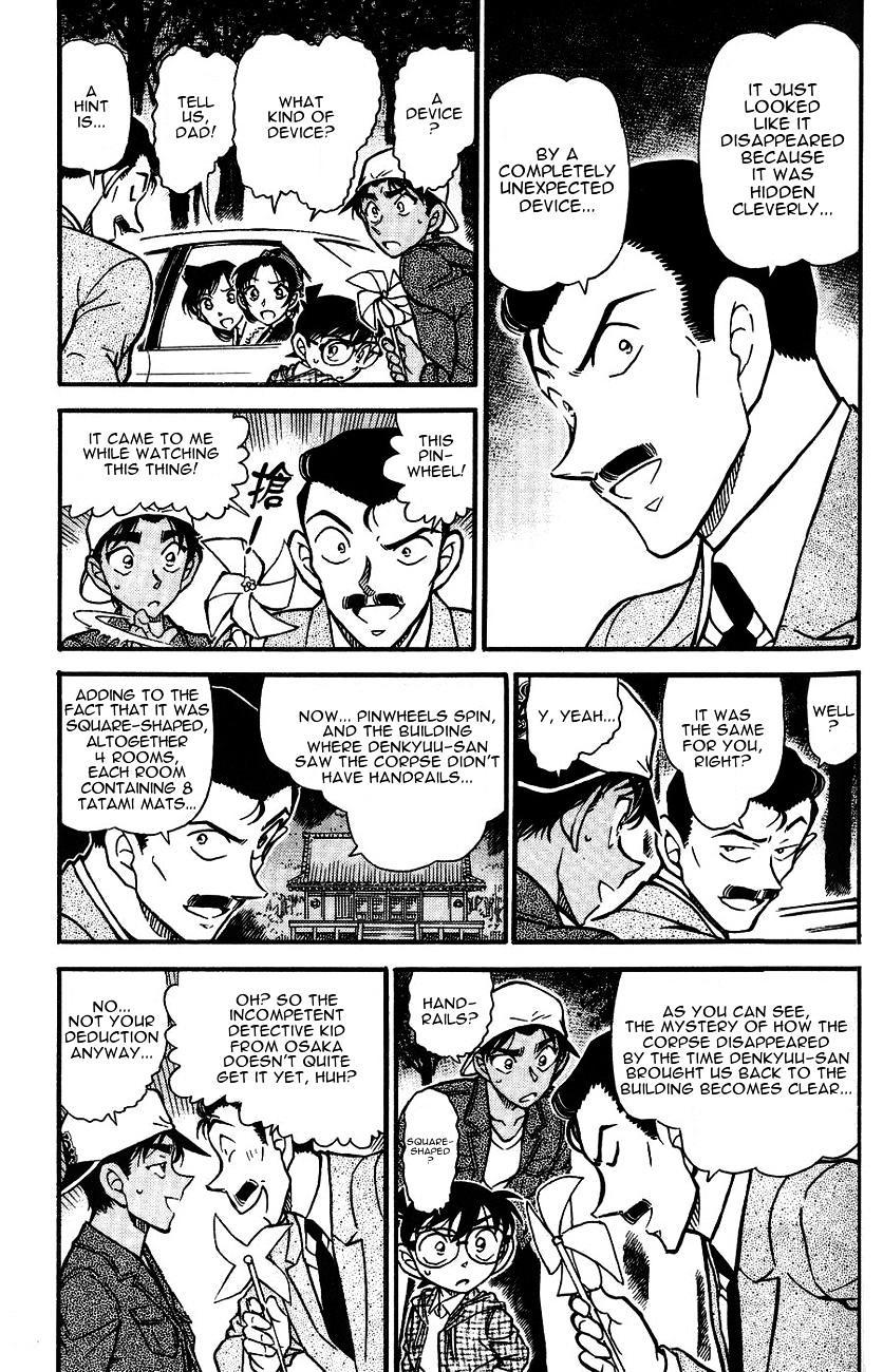 Detective Conan Chapter 561  Online Free Manga Read Image 3