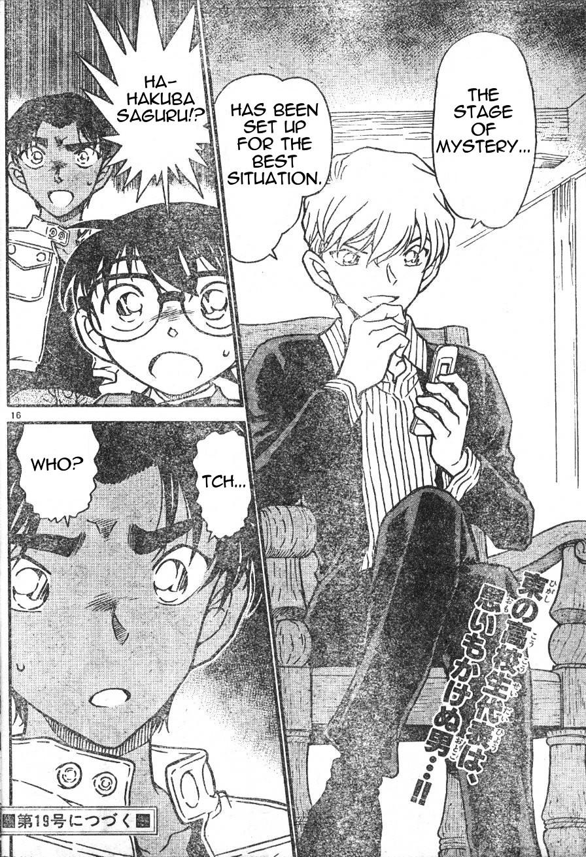 Detective Conan Chapter 562  Online Free Manga Read Image 16