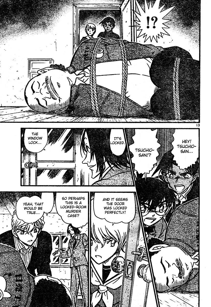 Detective Conan Chapter 563  Online Free Manga Read Image 13