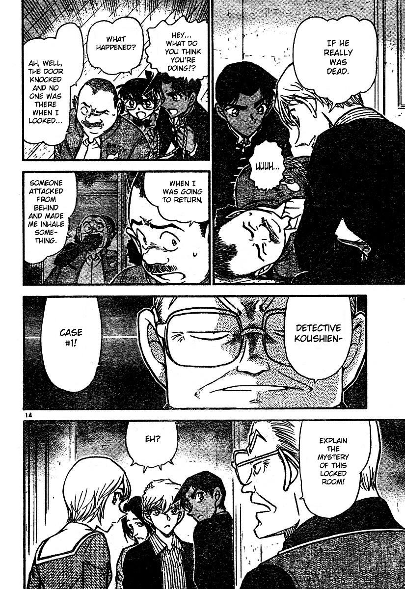 Detective Conan Chapter 563  Online Free Manga Read Image 14