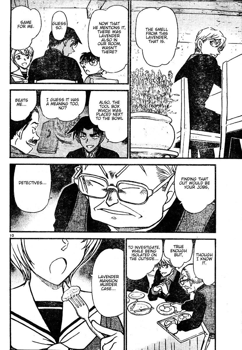 Detective Conan Chapter 564  Online Free Manga Read Image 10