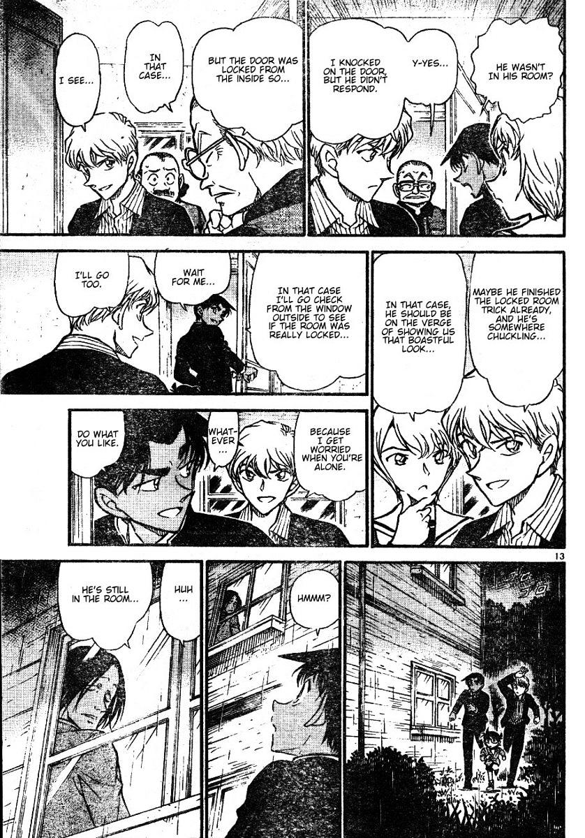 Detective Conan Chapter 564  Online Free Manga Read Image 13