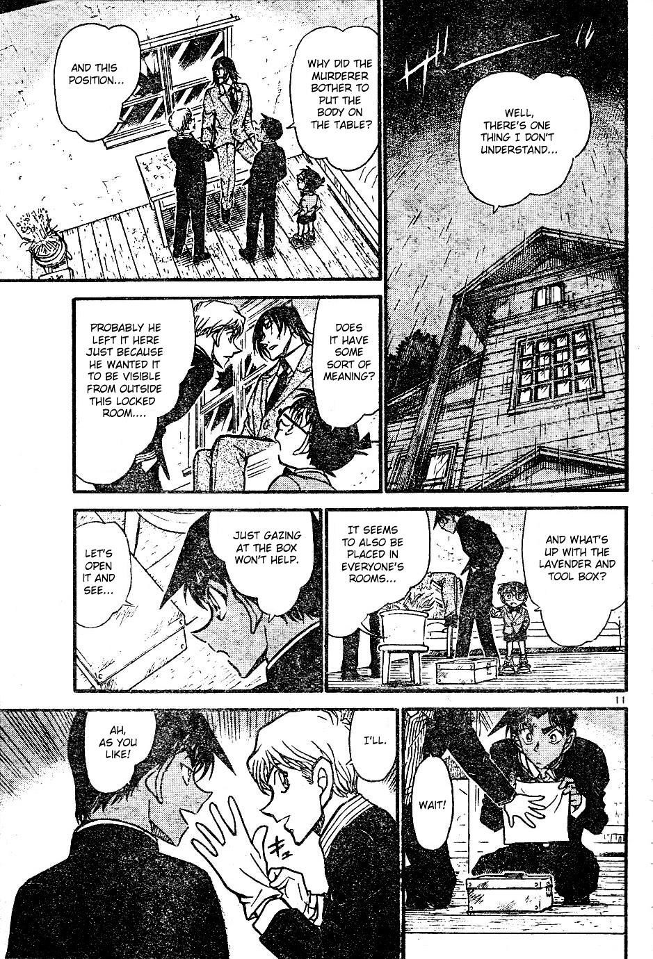 Detective Conan Chapter 565  Online Free Manga Read Image 11