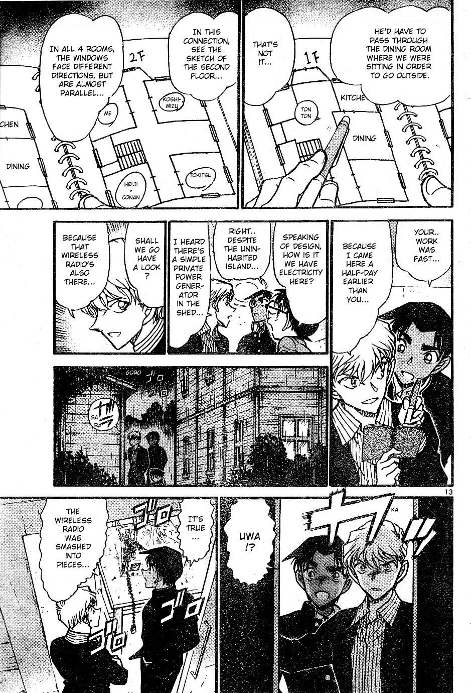 Detective Conan Chapter 565  Online Free Manga Read Image 13