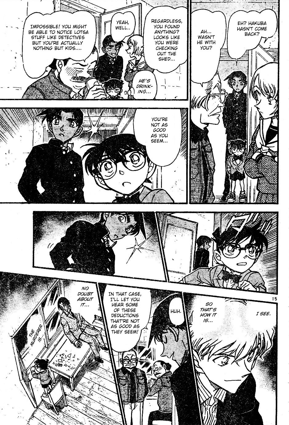 Detective Conan Chapter 565  Online Free Manga Read Image 15