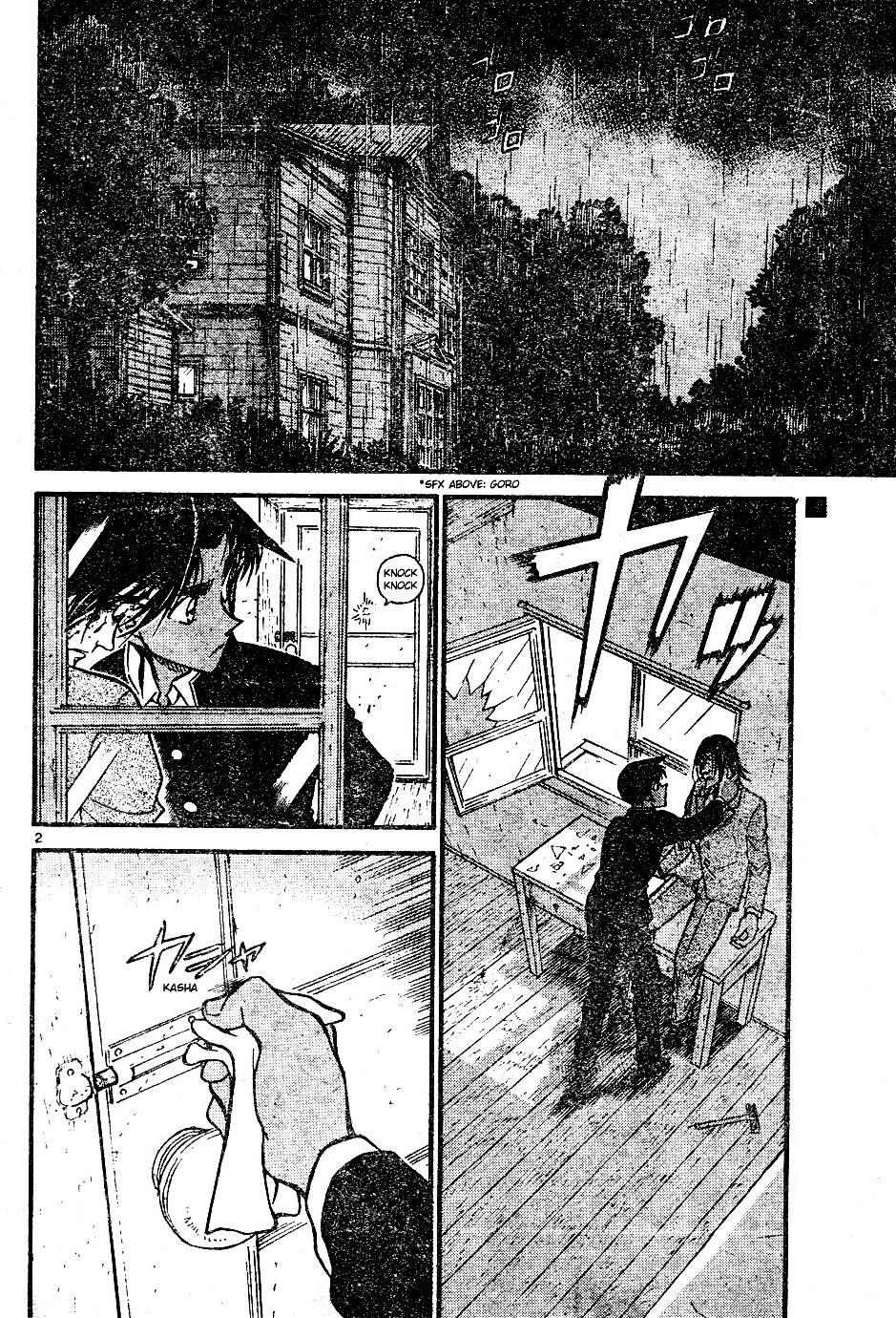 Detective Conan Chapter 565  Online Free Manga Read Image 2
