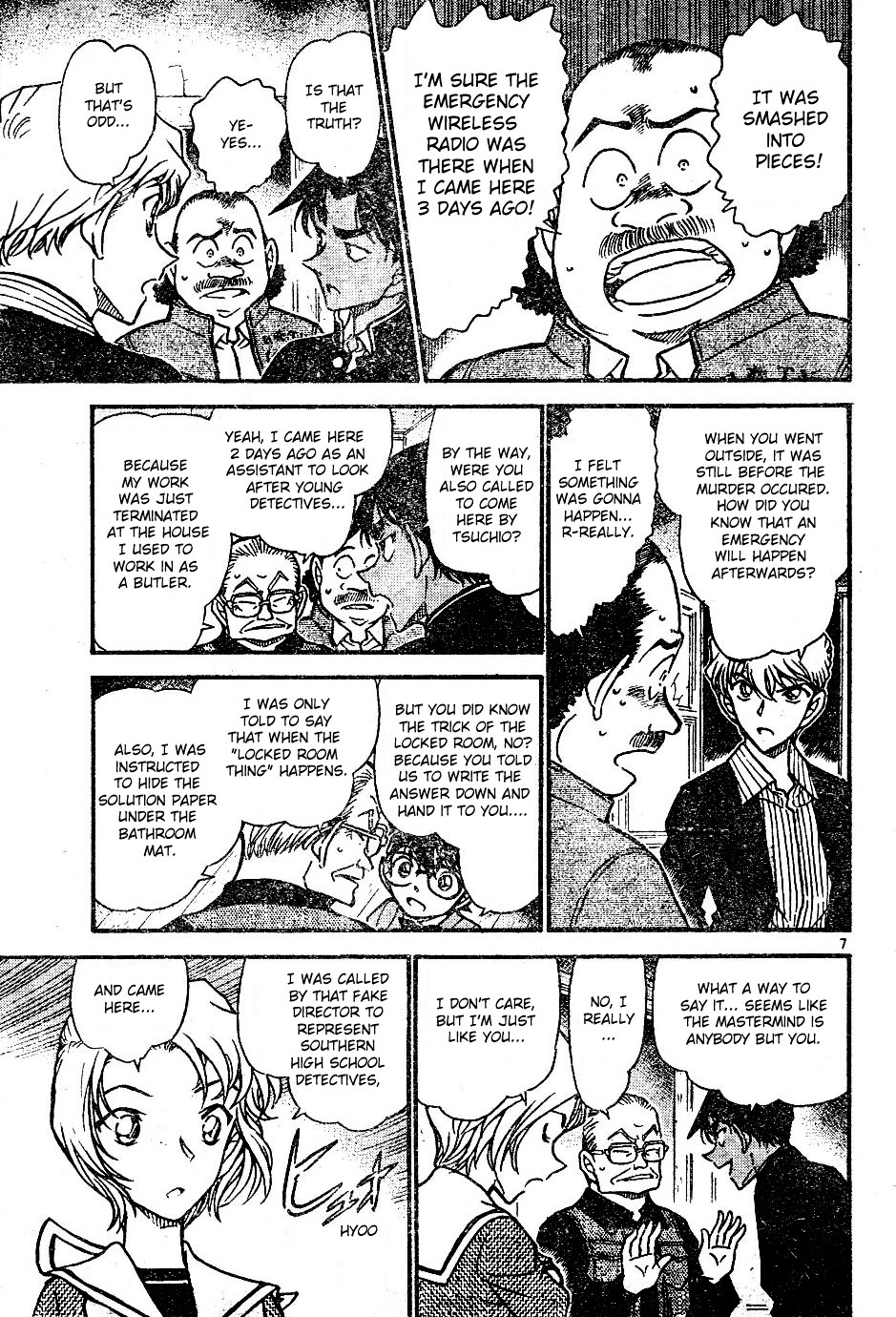 Detective Conan Chapter 565  Online Free Manga Read Image 7