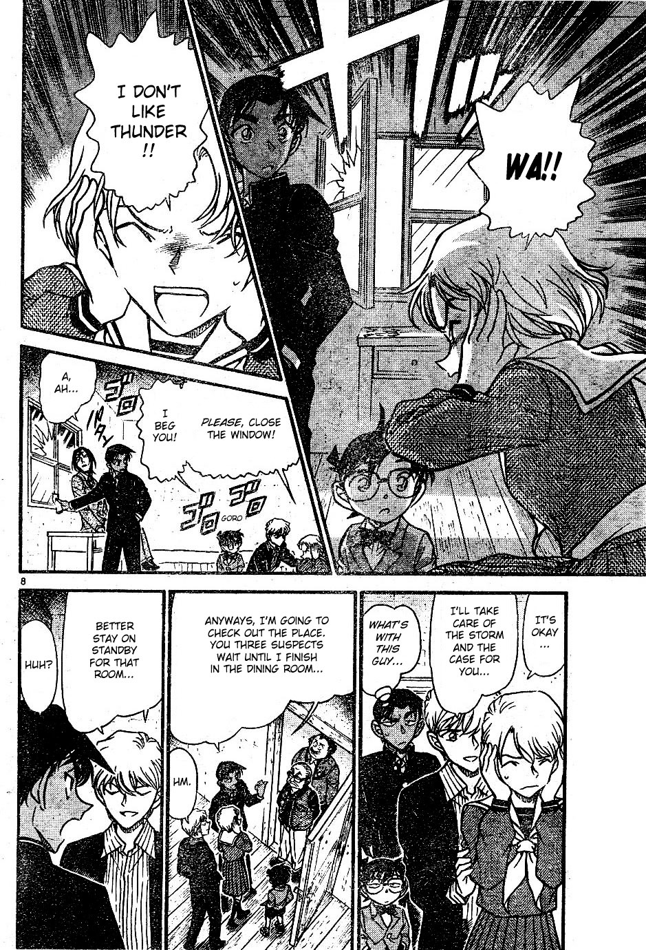 Detective Conan Chapter 565  Online Free Manga Read Image 8